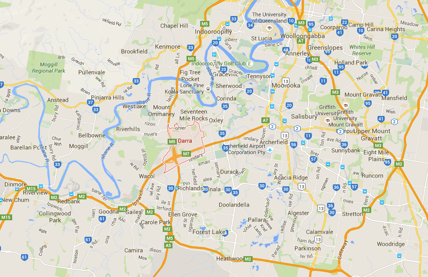 removalist near darra south of brisbane